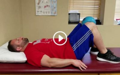 Adductor Ball Squeeze