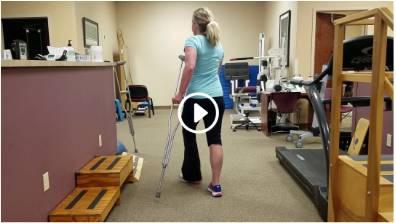 Crutch Ambulation